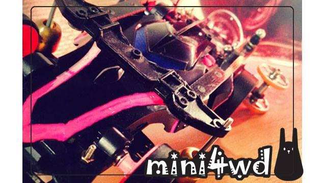 5月22日 【ミニ四駆】オープンレース